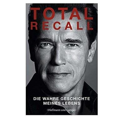 Total Recall - Buchcover