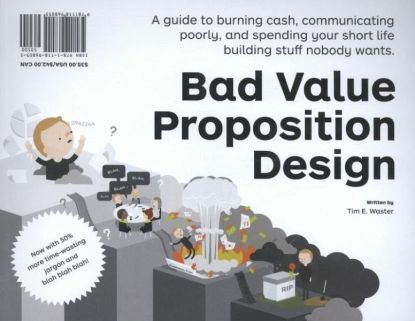 Bad Value Proposition Design