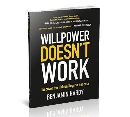 Willpower doesn't work Buchcover