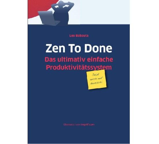 Zen to Done Beitragsbild