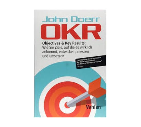 OKR Cover Titel