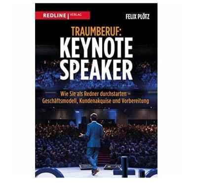 Buchcover: Traumberuf: Keynote Speaker