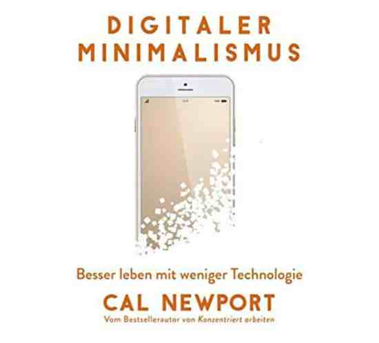 Cover Digitaler Minimalismus