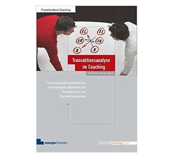 Transaktionsanalyse im Coaching Buchcover