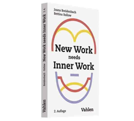 New Work needs Inner Work - Buchcover