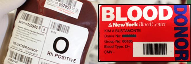 NY Blood center title photo