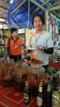 Laos coctails, tiger penis for men.