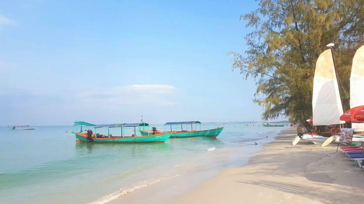 Mornings in Sihanoukville