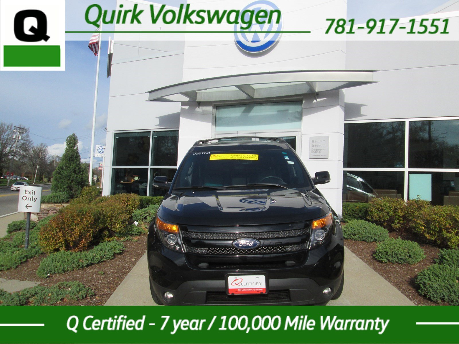 Certified Pre Owned 2014 Ford Explorer Sport Sport Utility in