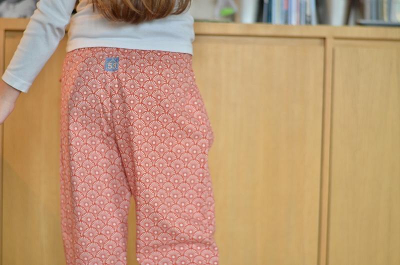 Pyjama et étiquette