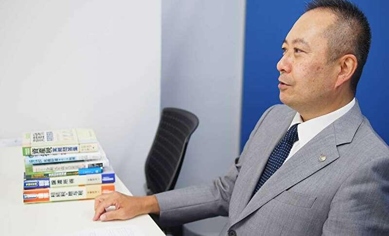 国税局OB 福士税理士インタビューカット③