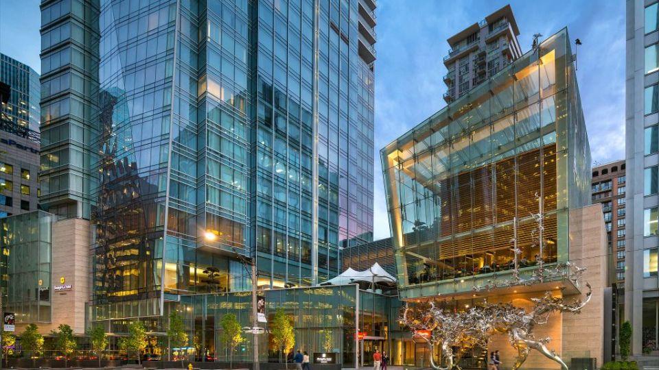 Hotels Near The Toronto Coach terminal