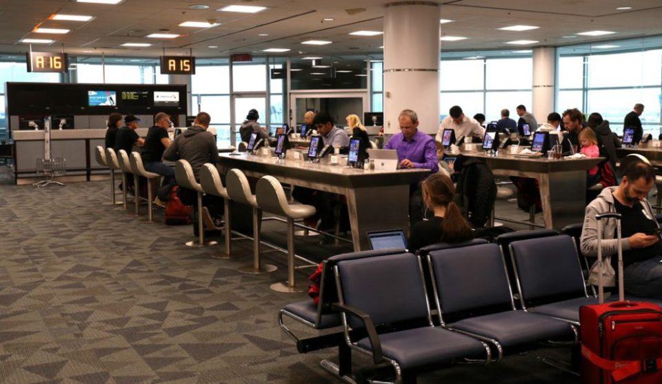 Terminal Toronto Airport