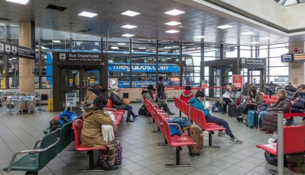 Coach Terminal Toronto luggage storage guide