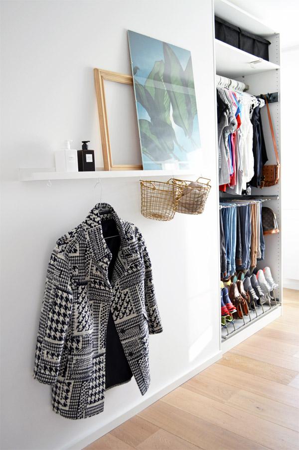 neues jahr neues st ck umstyling im ankleidezimmer. Black Bedroom Furniture Sets. Home Design Ideas