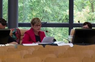 Réponse d'Agnès Marchand à la question d'actualité de Sylvie Crunchant