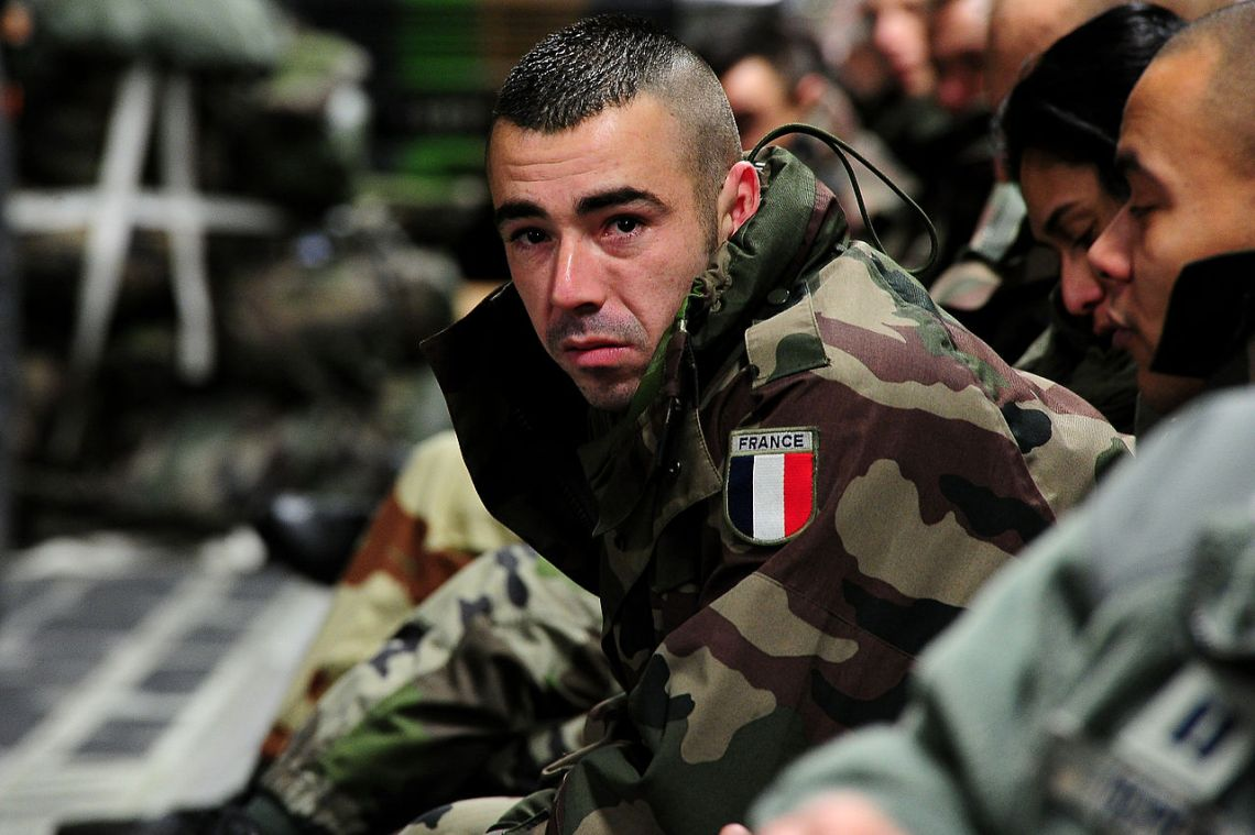 Is France Prepared to Fight in a Hostile Environment?