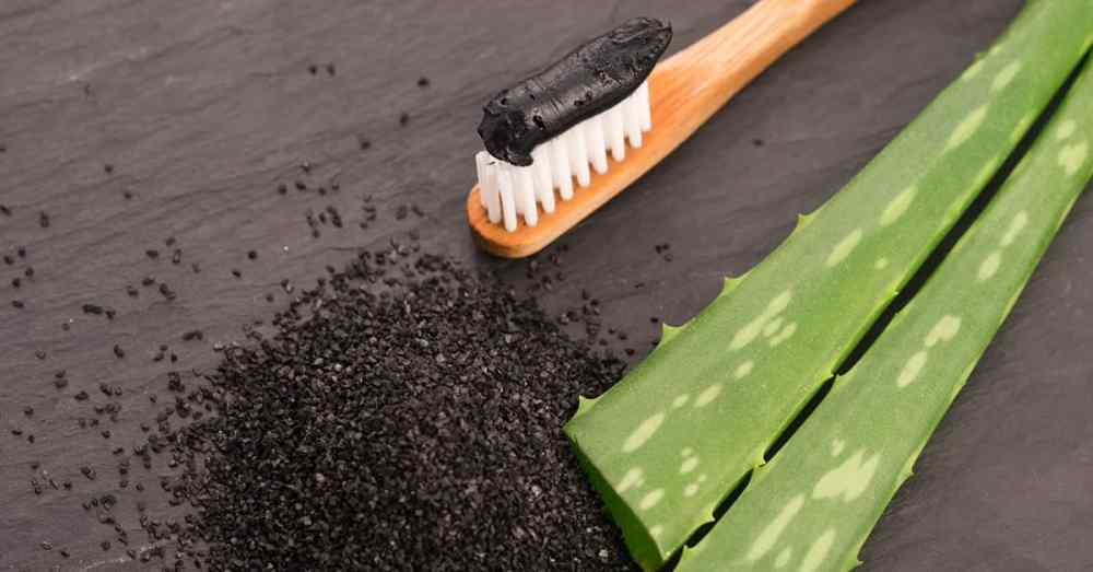 Image result wey dey for how charcoal whiten your teeth?