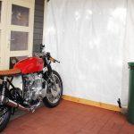 Honda Cb 550 K3 Umbau 2 0 Es Ist Geschafft 550moto Cafe Racer Blog