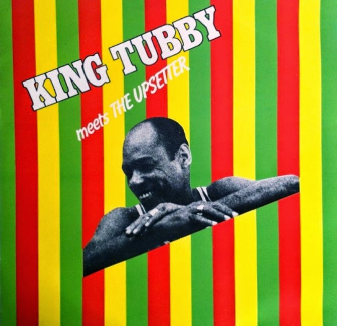 At The Grass Roots Of Dub (King Tubby Meets The Upsetter) Celluloid