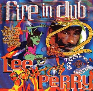 lee perry fire in dub 1998