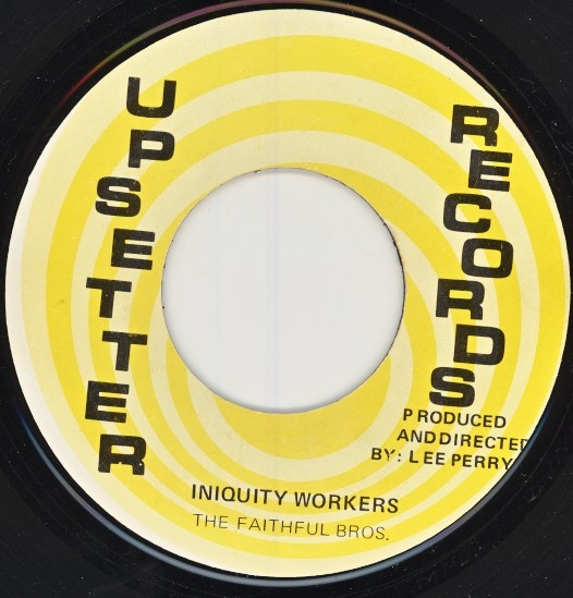 (1969) Faithful Bros - Iniquity Workers