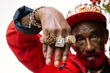 Lee Scratch Perry - Cesena 24.07.2013