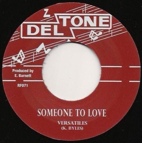 (1967) Versatiles - Someone To Love