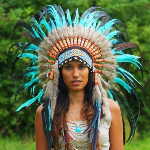 indian_headdress_-_small_rooster_-_turquoise_2