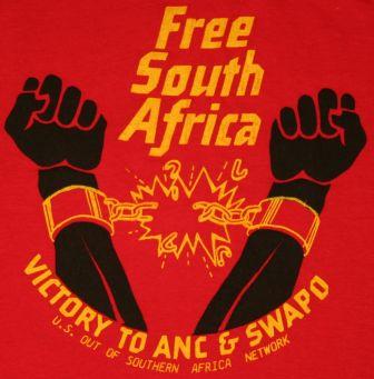 SWAPO ANC T SHIRT