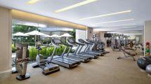Luxury Hotel In Singapore Gym St