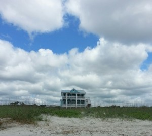 north carolina house on beach