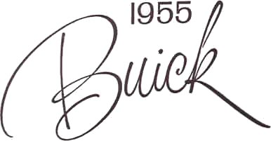 1955 Buick Production Figures