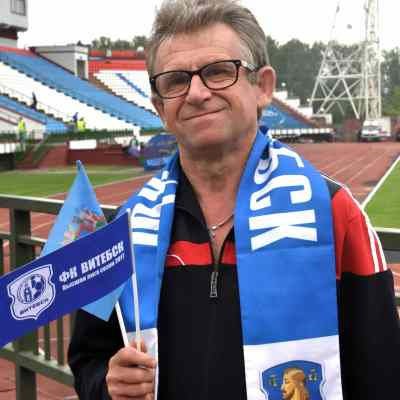 Football Nation 10/55 - Vitebsk 2-2 Krumkachy - Belarus