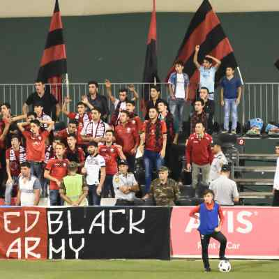 Football Nation 15/55 - Gabala 1-1 Zira - Azerbaijan