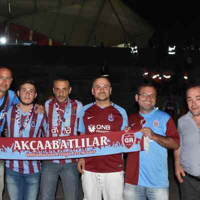 Football Nation 17/55 - Trabzonspor 3-4 Alanyaspor - Turkey