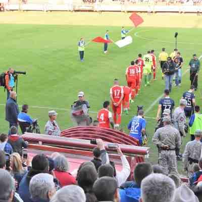 Football Nation 19/55 - Napredak 1-0  Crvena Zvezda - Serbia