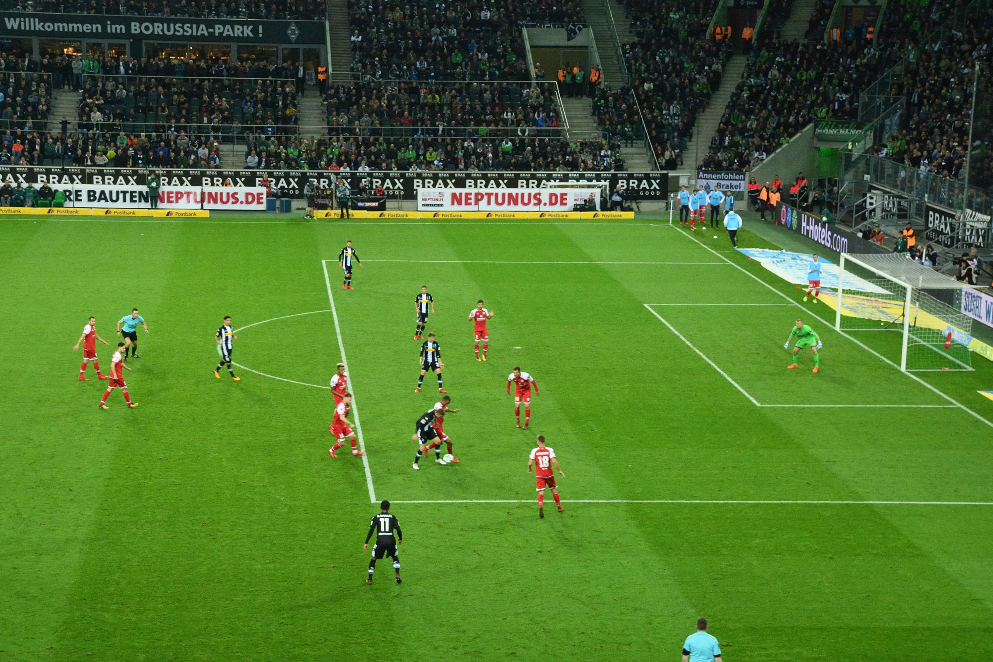 Football Nation 24/55 - Borussia Mönchengladbach 1-1 Mainz - Germany