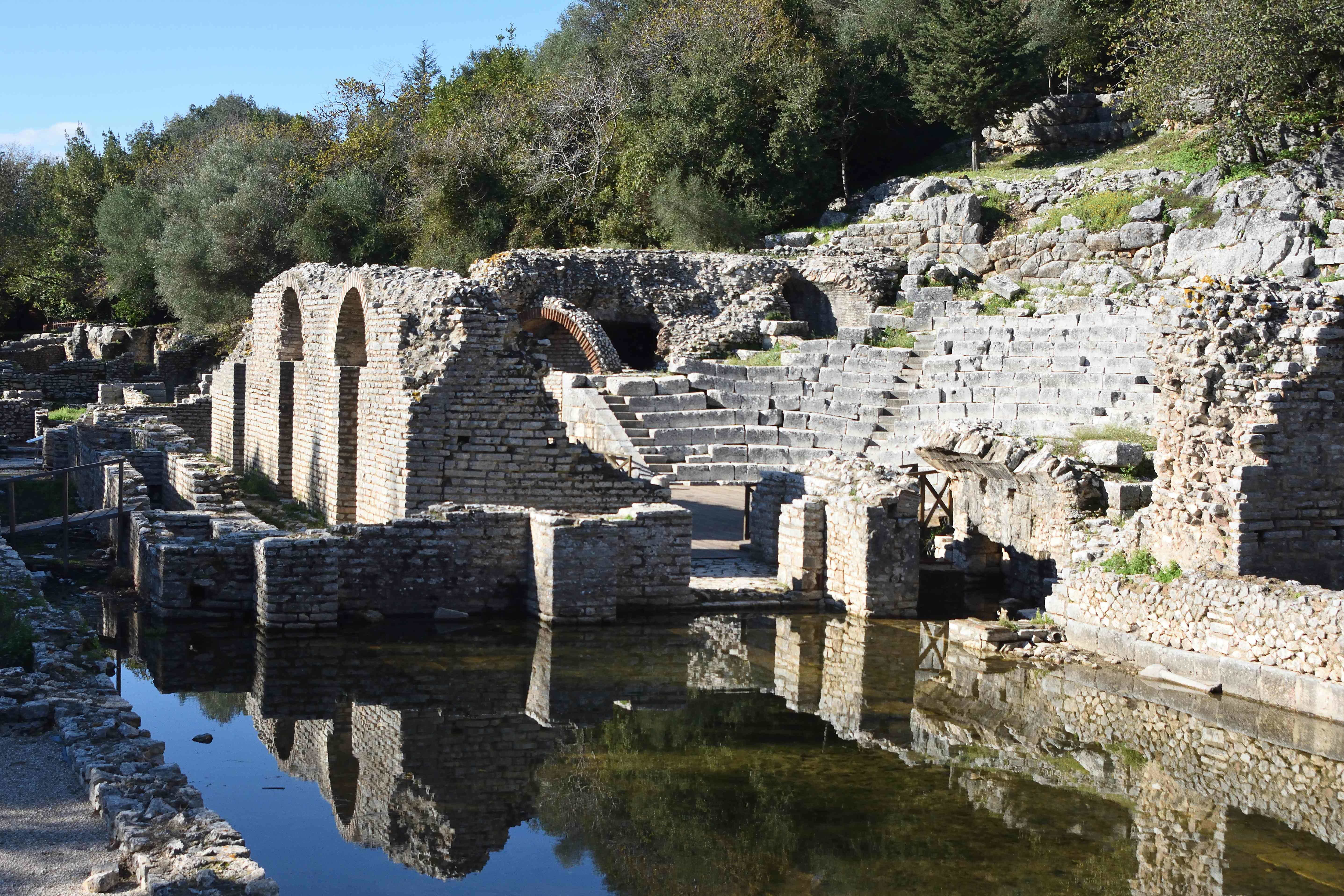 Butrint National Park - Albania