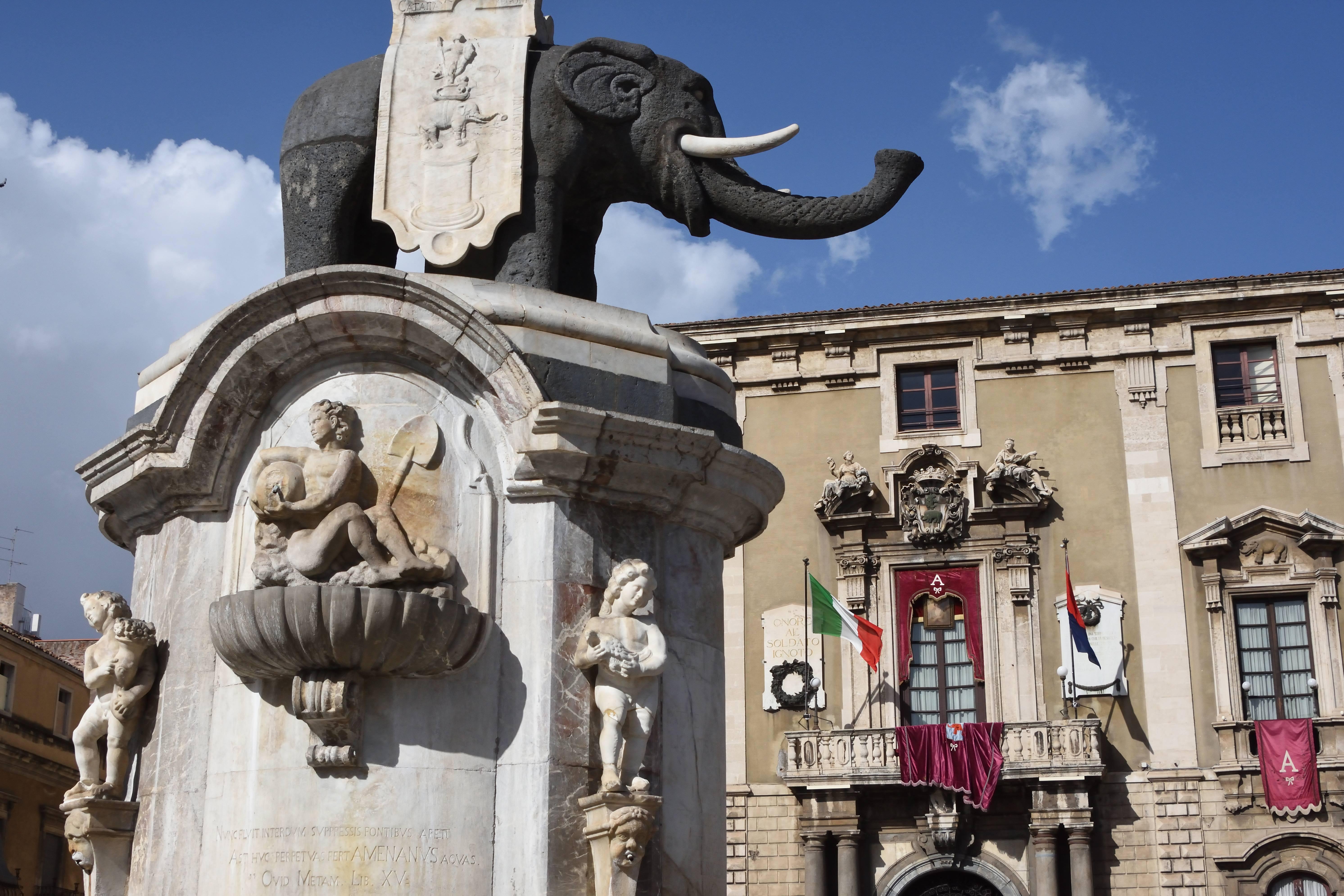 Catania - Italy
