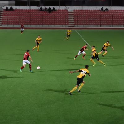 Football Nation 41/55 - Gibraltar - Lincoln Red Imps 2-0 Lynx