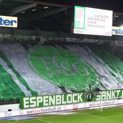 Football Nation 47/55 - Switzerland - St. Gallen 2-1 Grasshopper