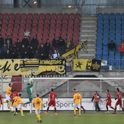 Football Nation 48/55 - FC Vaduz 2-0 FC Schaffhausen