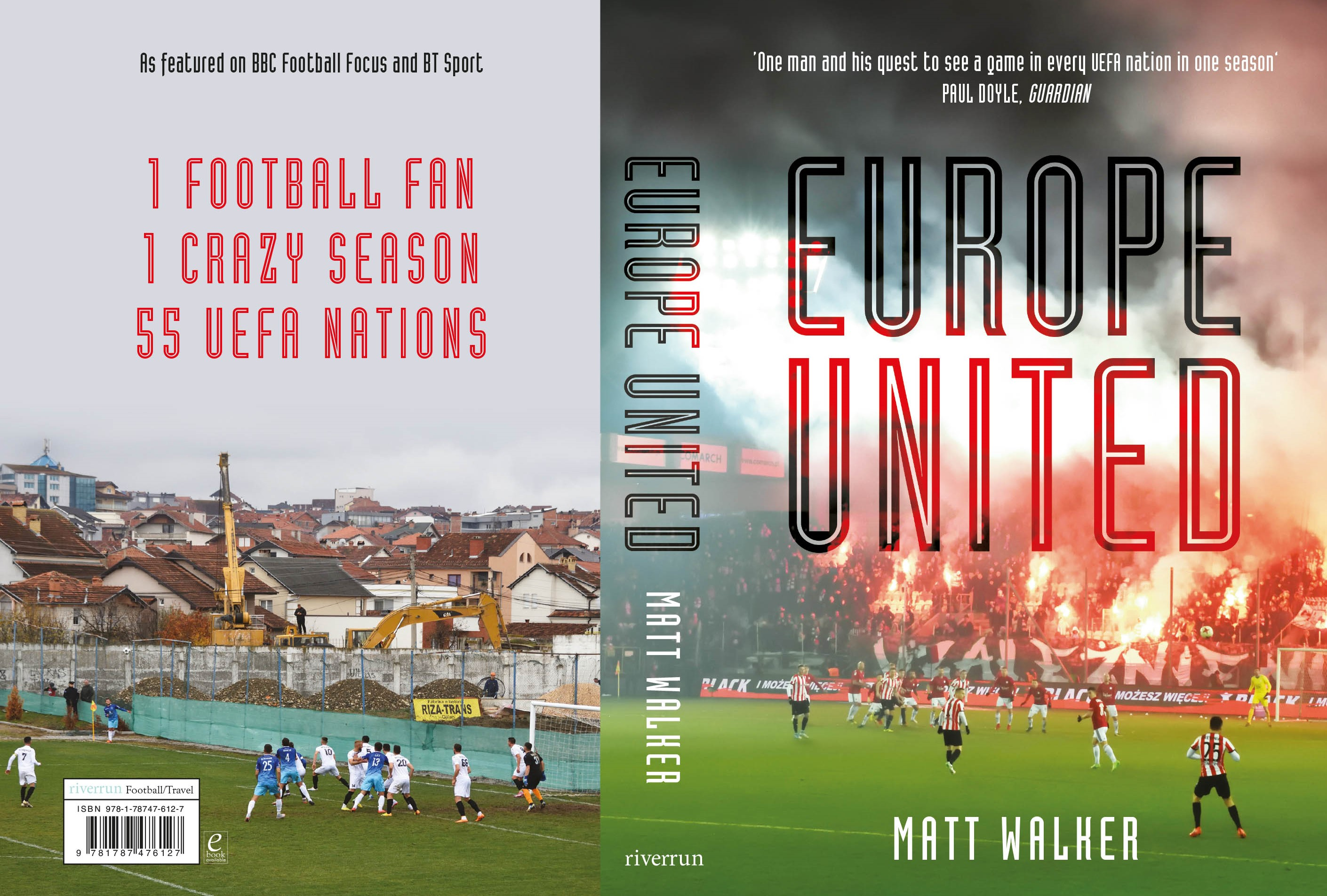 'Europe United' published on 8 August 2019