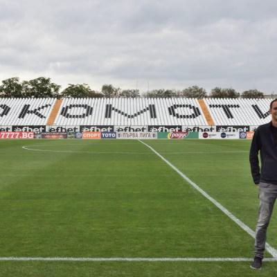 18 - Bulgaria - Lokomotiv Plovdiv 1-0 Septemvri Sofia