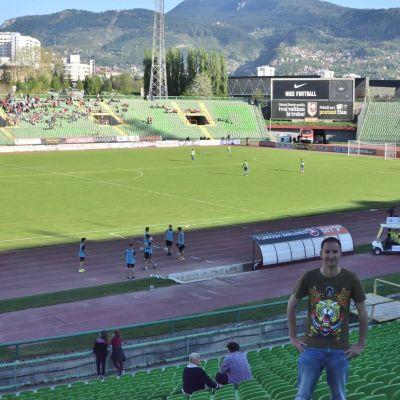 54 - Bosnia-Herzegovina - Sarajevo 2-0 Široki Brijeg