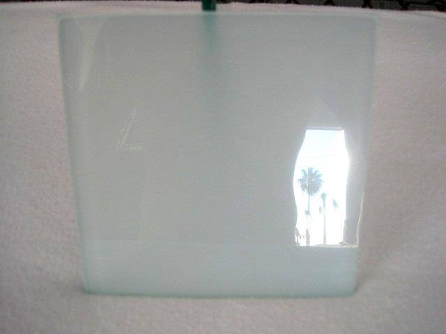 55 Glass White Laminated Glass