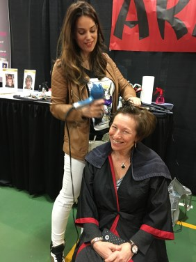 One of our makeover winners