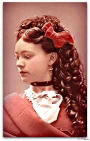 hairstyles- pre civil war