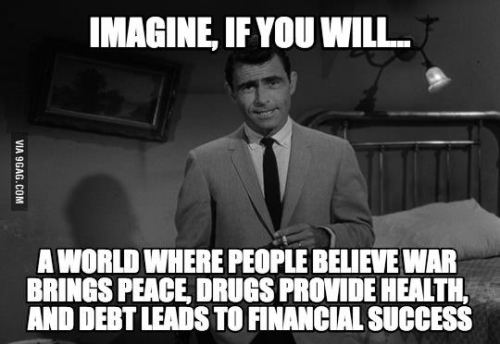 Twilight Zone, USAhttp://ragecomics4you.tumblr.com